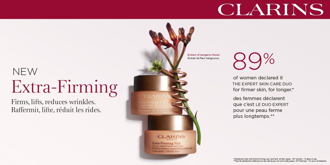 Clarins Extra Firming Jour Nuit1