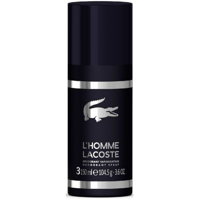 lacoste lhomme deodorant spray 150 ml 1