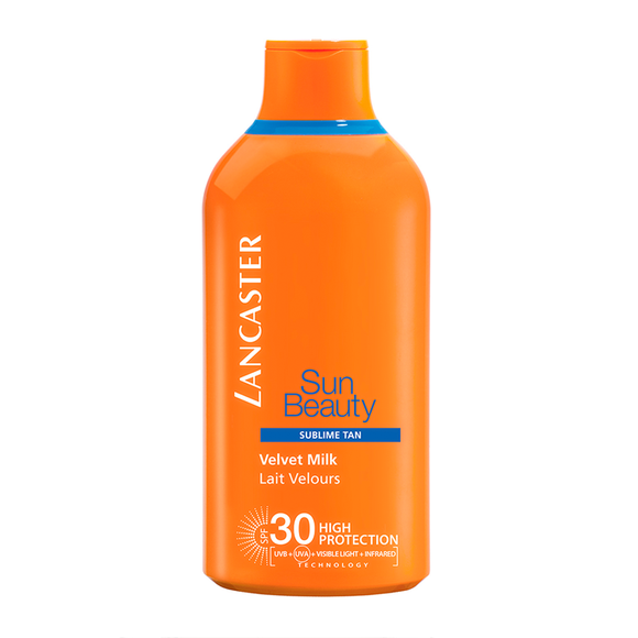 lancaster sun beauty sublime tan velvet milk spf 30 400 ml1